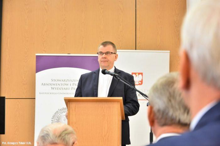 Ks. prof. dr hab. Mirosław Sitarz, Prorektor KUL